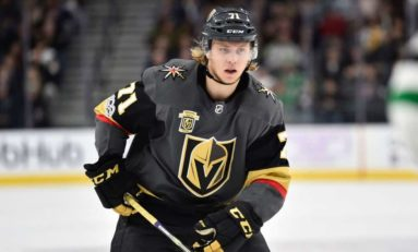 Countdown to Puck Drop - Day 71 - Golden Knights' Star William Karlsson