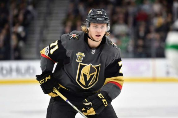 William Karlsson, Vegas Golden Knights