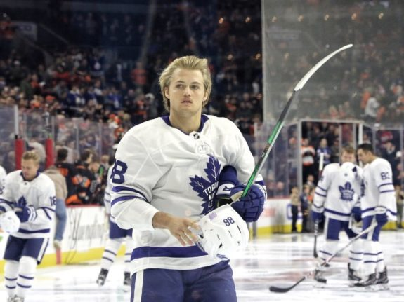 William Nylander Toronto Maple Leafs