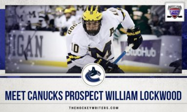 Meet Canucks Prospect William Lockwood