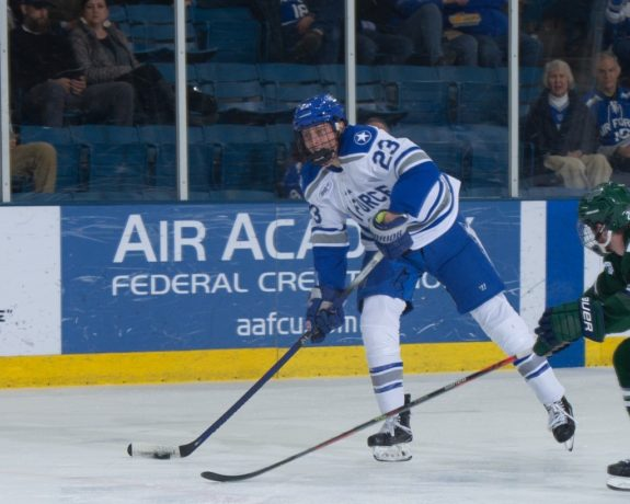 Willie Reim (Russ Backer-Air Force Athletics)