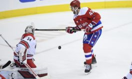 Capitals Make It by Hurricanes