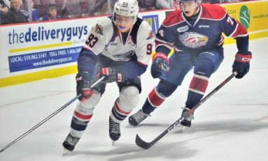 Windsor Spitfires' Notebook: U17, Canada-Russia, Veteran Leaves