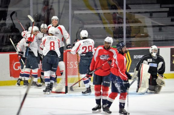 Windsor Spitfires Team White 2018