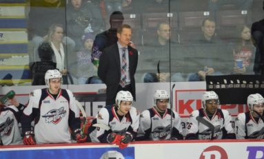 Spitfires Return Home Down 2-0, Searching for Answers