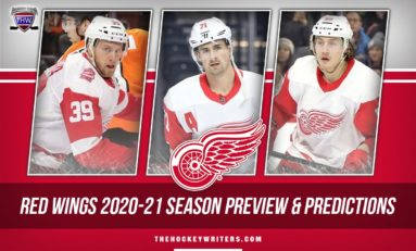 Red Wings 2020-21 Season Preview & Predictions
