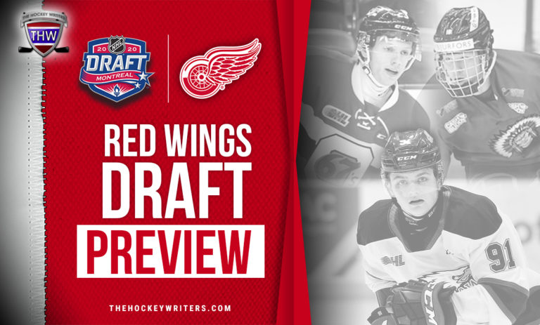 Detroit Red Wings Draft Preview Marco Rossi, Lucas Raymond, and/or Cole Perfetti