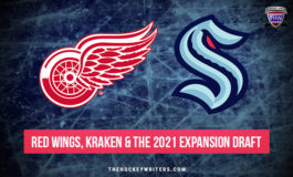 Red Wings Expansion Draft Projections 2.0