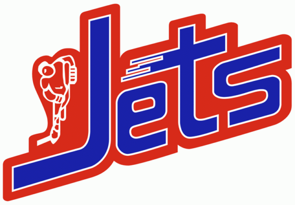 Winnipeg Jets 1972-73 Primary Logo (WHA)