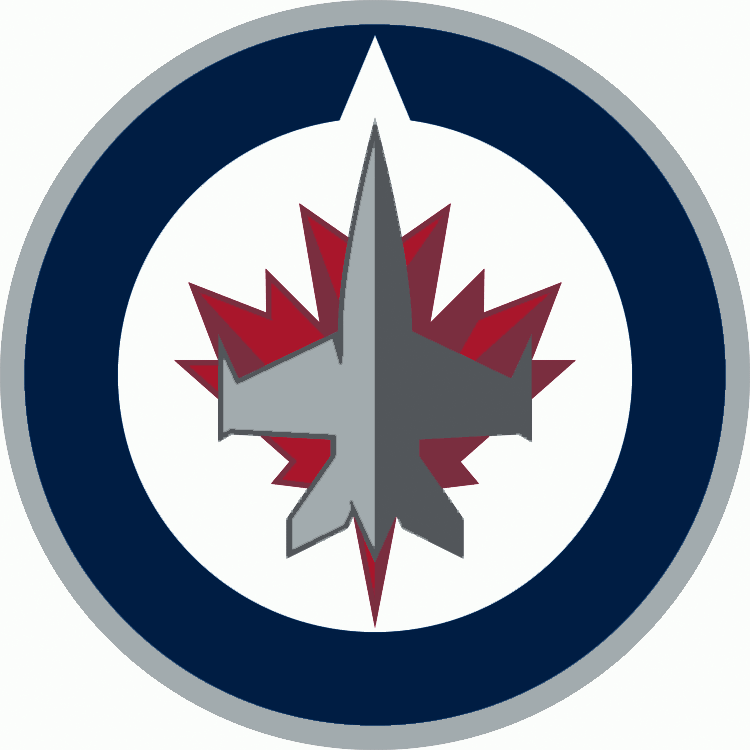 Winnipeg Jets 2011-Present Primary Logo