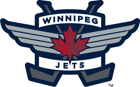 Winnipeg Jets 2011-Present Secondary Logo