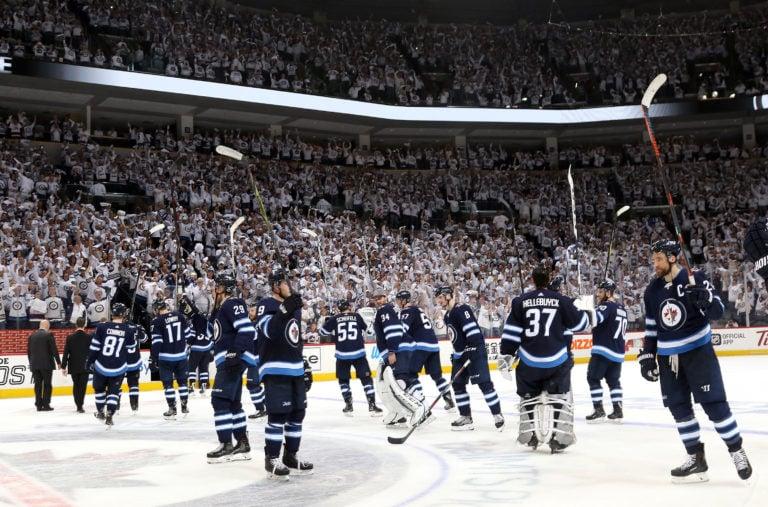 Winnipeg Jets 2018 Stanley Cup Playoffs