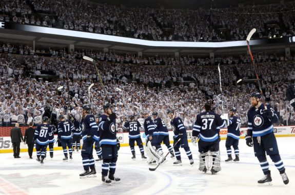 Winnipeg Jets 2018 Stanley Cup Playoffs