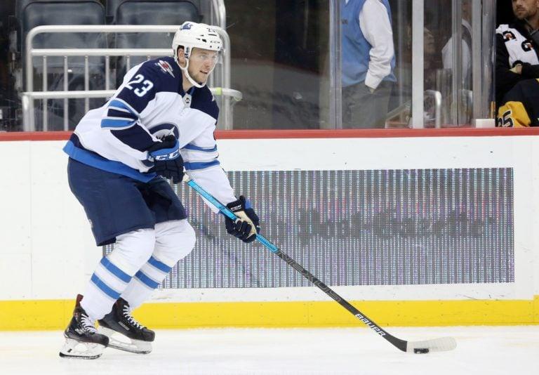 Winnipeg Jets Carl Dahlstrom