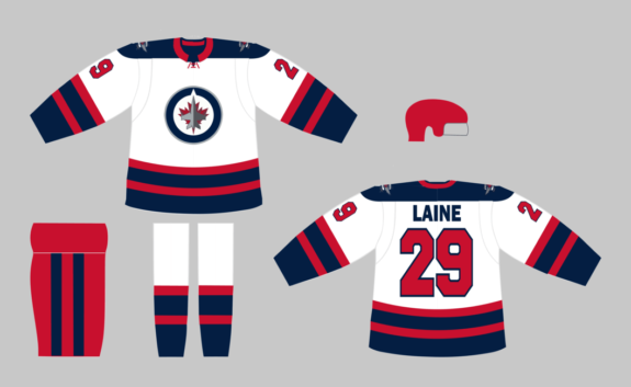 huge discount e960a 7441e Winnipeg Jets Jersey Concepts