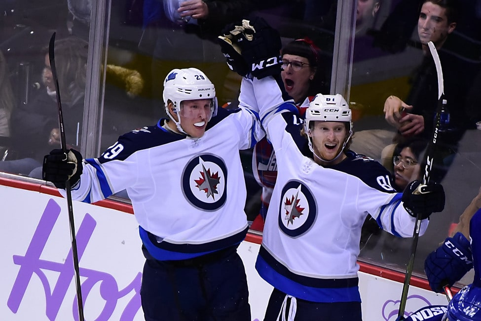 buy popular 62eb9 611df Winnipeg Jets May Not Get Their 2019 RFAs Signed in Time