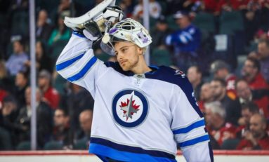 Brossoit Is Jets' Biggest Surprise This Season