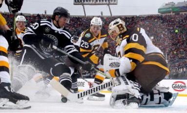 Innovations Allow NHL to Stage Outdoor Games Anywhere
