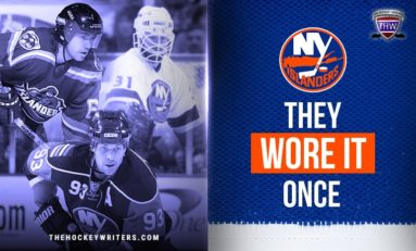 They Wore it Once: Islanders Players and Their Unique Numbers