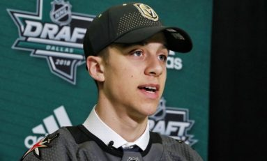 Vegas Golden Knights 2018 Draft Class