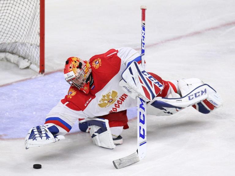 Yaroslav Askarov Team Russia