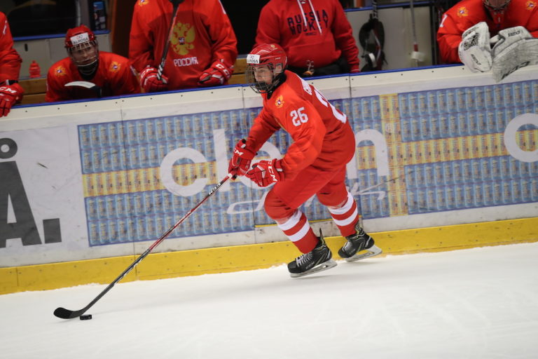 Yegor Chinakhov Team Russia