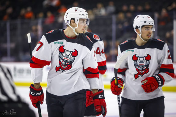 Yegor Sharangovich Binghamton Devils