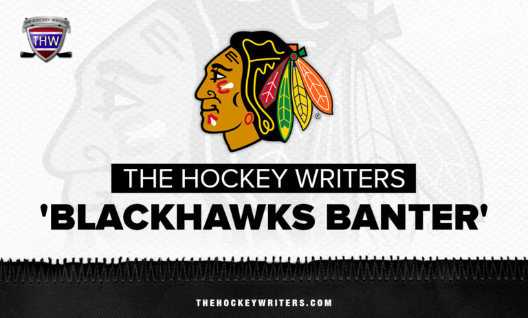 The Hockey Writers Chicago Blackhawks Banter Youtube
