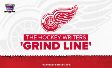 The Grind Line: Red Wings 2020-21 Wish-List