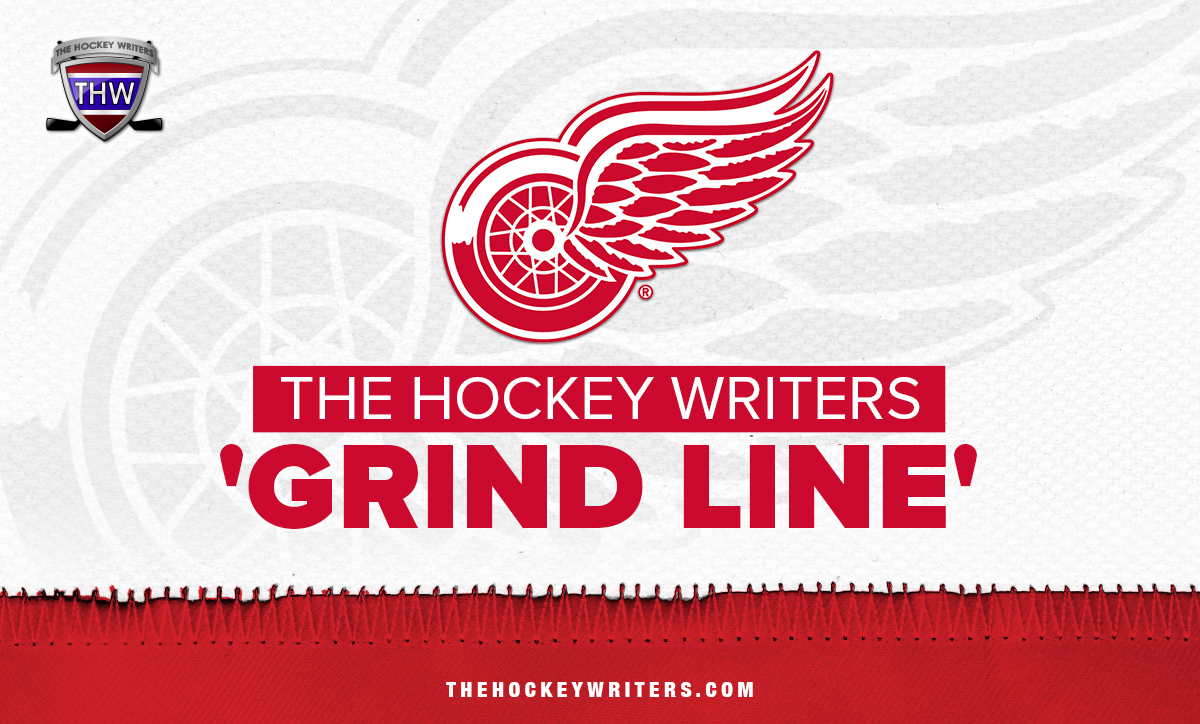 The Hockey Writers Grind Line Detroit Red Wings Youtube