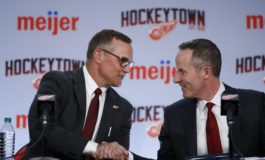 The Grind Line: Yzerman's First Red Wings Move?