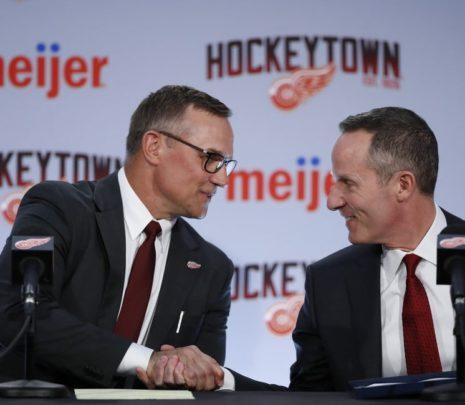 The Grind Line: Red Wings' 2019 Draft Strategies