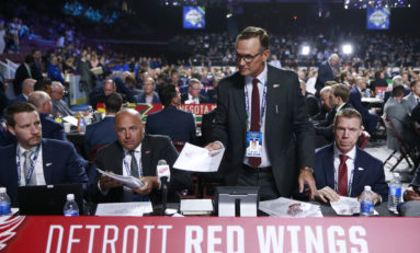 Red Wings News & Rumors: Draft, Abdelkader, Qualifying Offers & More