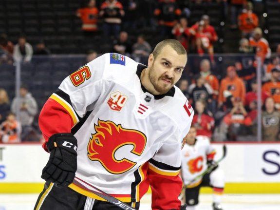 Zac Rinaldo Calgary Flames