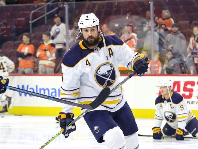 Zach Bogosian Buffalo Sabres