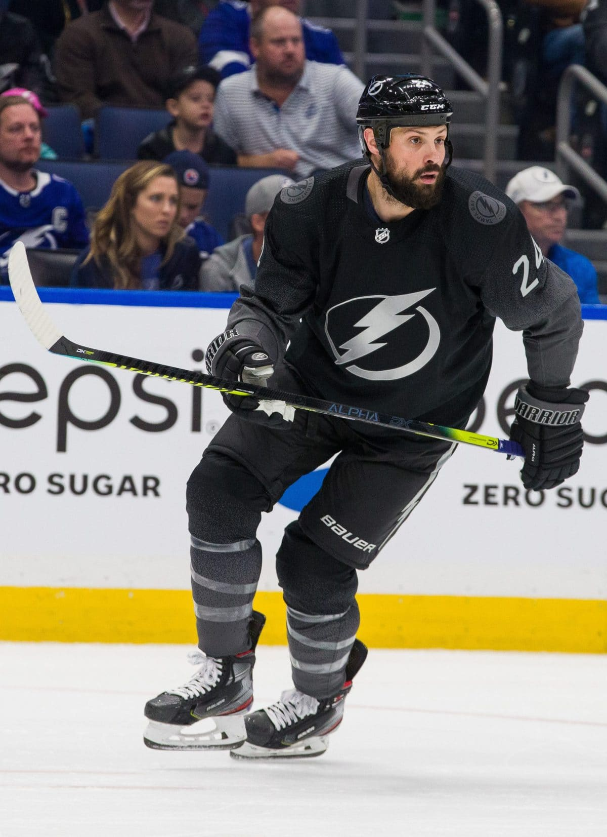 Zach Bogosian Tampa Bay Lightning