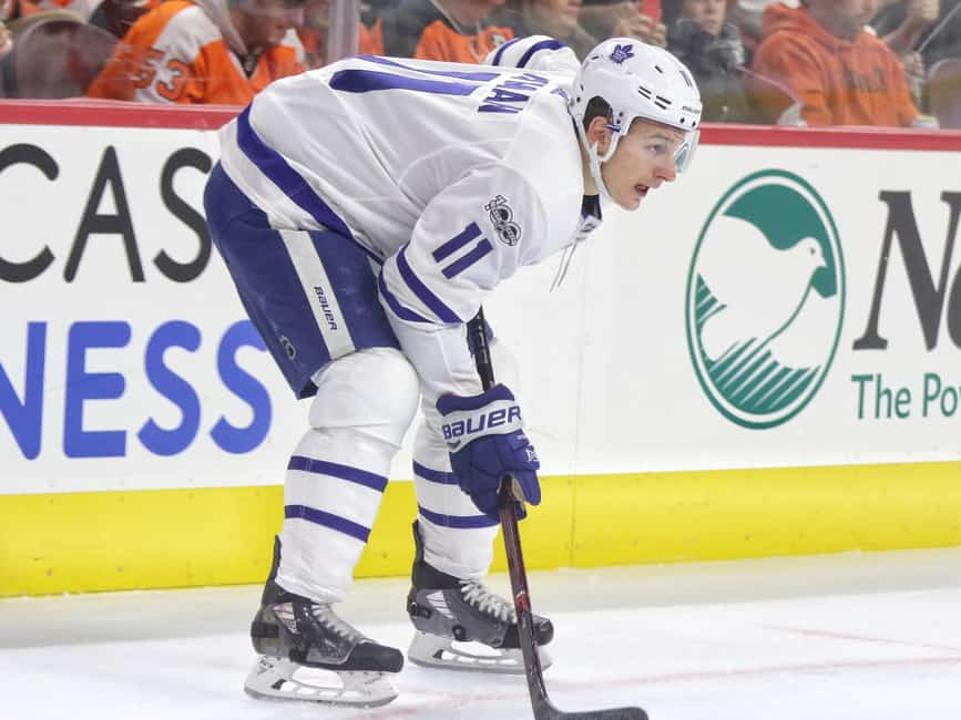 NHL News & Notes: Zach Hyman Suspended, Antti Raanta Out & More