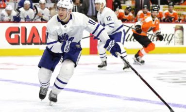 Should the Maple Leafs' Hyman Have Been Suspended?