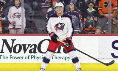 Blue Jackets' Zach Werenski Out with Shoulder Injury