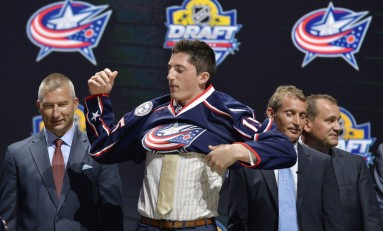 Zach Werenski to Miss First Week of Camp