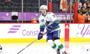 Canucks Have Options for 3rd and 4th Lines in Playoffs