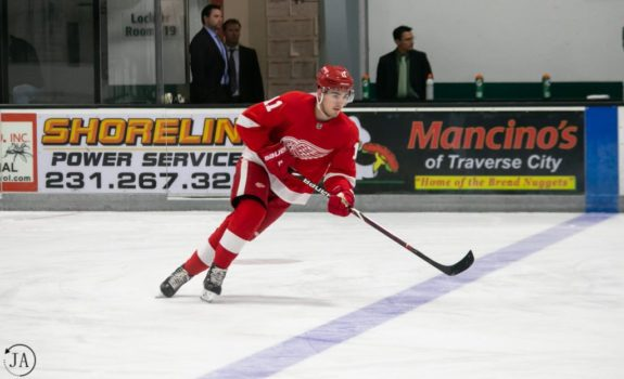 779606f78 The Grind Line  Is Filip Zadina Better off in Grand Rapids