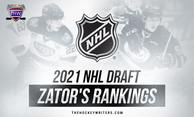 2021 NHL Draft: Zator's Rankings Owen Power and Brandt Clark