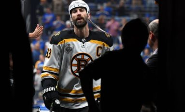 The Bruins' Succession Plan for Zdeno Chara