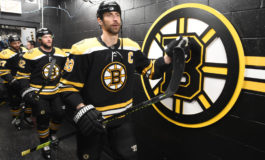 Bruins Hope Chara Is Ready for Stanley Cup Final