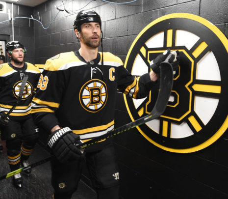 Tape2Tape: Bruins Benefitting From Shift in Officiating