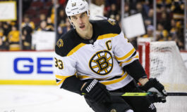 Bruins' Chara Plays 1,000th Game in Boston Uniform