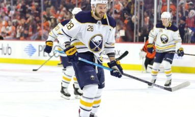 Girgensons, Eichel Lead Sabres over Panthers, 5-2