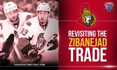 Ottawa Senators: Revisiting the Zibanejad Trade