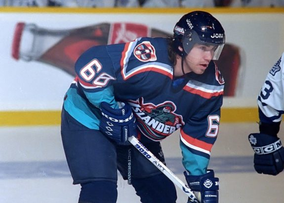 Ziggy Palffy New York Islanders